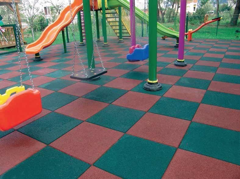 Oyun Parkı Kaplama