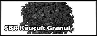 SBR Kauçuk Granül